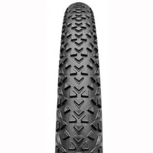 CONTINENTAL RACE KING PURE GRIP TYRE - FOLDING